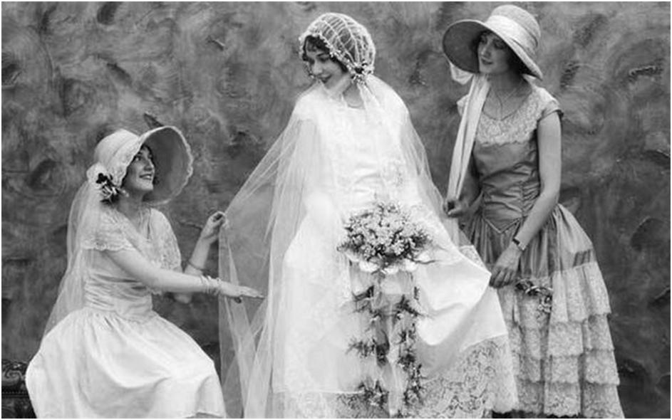11 Weird Wedding Traditions from History